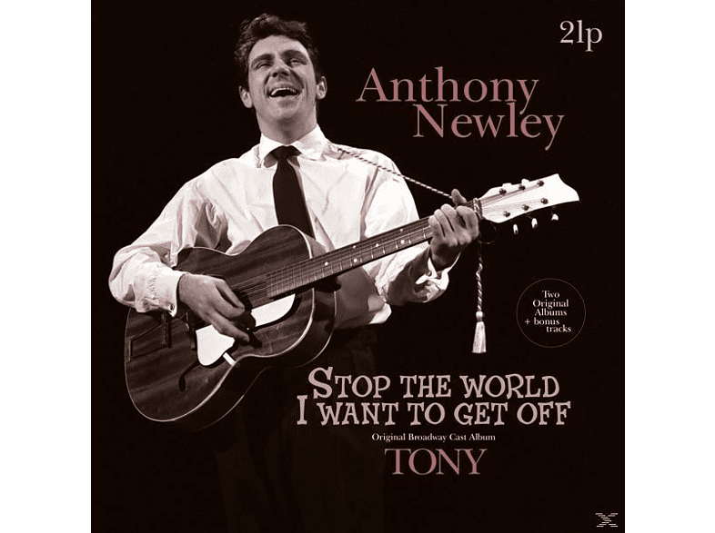 Anthony Newley - Stop The World/I Want To Get Off [Vinyl]
