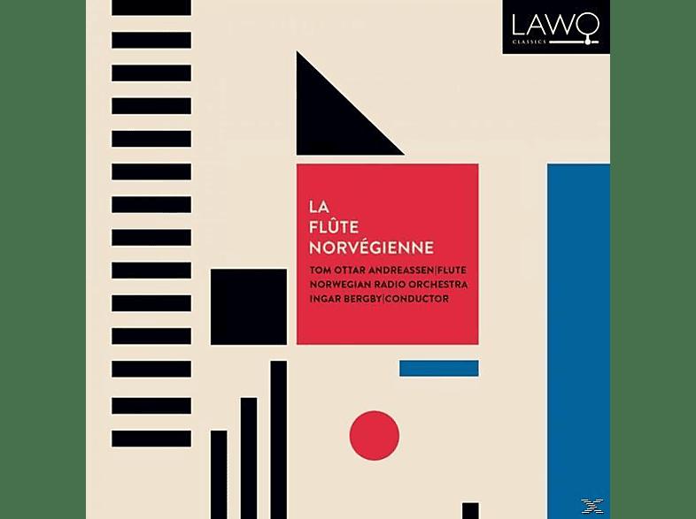 Tom Ottar Andreassen - La Fluete Norvégienne [CD]