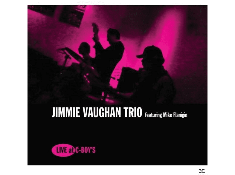 Jimmie -trio- Vaughan - Live At C-Boy's [Vinyl]