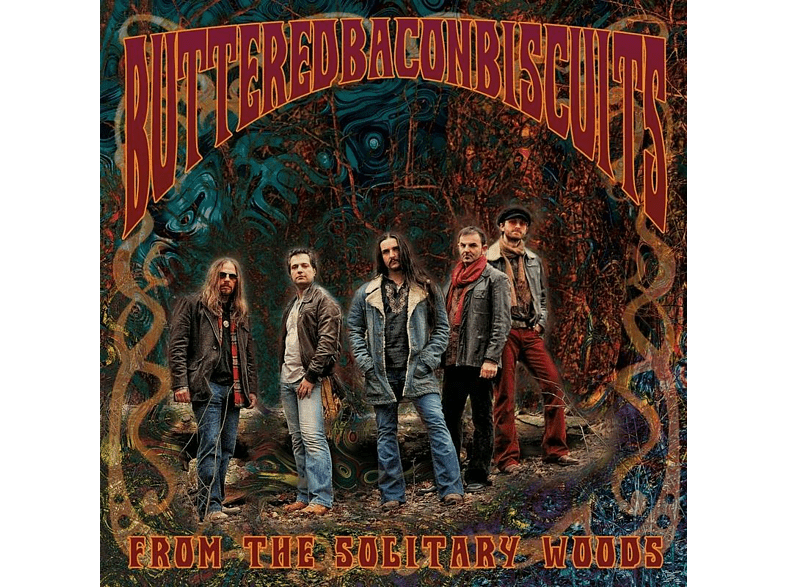 Buttered Bacon Biscuits - From The Solitary Woods [CD]