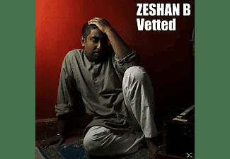 Zeshan B - VETTED  - (CD)