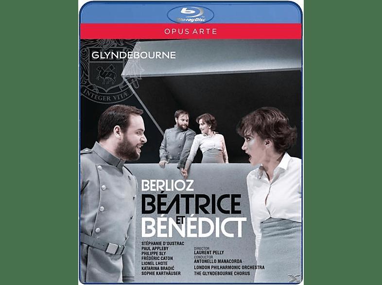 Glyndebourne - Beatrice et Benedict [Blu-ray]