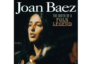 Joan Baez - Birth Of A Folk Legend - (CD)