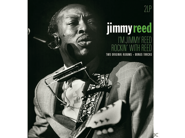 Jimmy Reed - I'm Jimmy Reed/Rockin' With Reed [Vinyl]