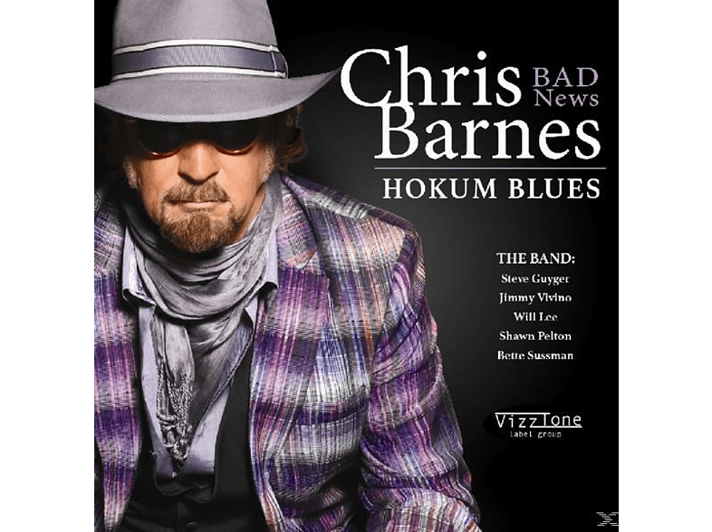 Chris -bad News- Barnes - Hokum Blues [CD]