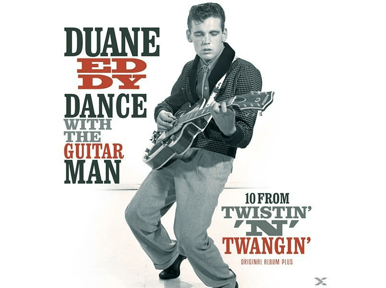 Duane Eddy - Dance With The Guitar Man [Vinyl]