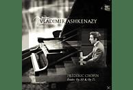Vladimir Ashkenazy - Etudes Opp.10 & 25 [Vinyl]