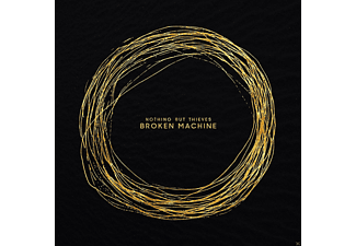 Nothing But Thieves - BROKEN MACHINE (DELUXE) | CD