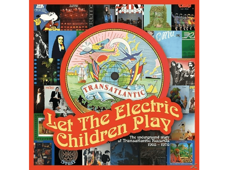 VARIOUS - Let The Electric Children Play [CD]