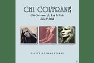 Chi Coltrane - Chi Coltrane/Let It Ride/Silk & Steel [CD]
