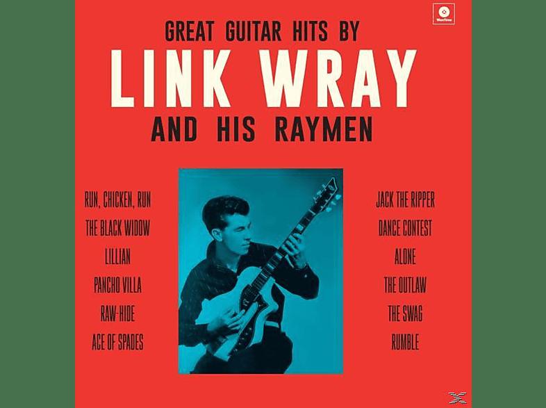 Link & His Raymen Wray - Great Guitar Hits+4 Bonus Tracks (Ltd.180g Viny [Vinyl]