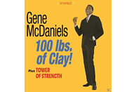 Gene Mcdaniels - 100 Lbs.Of Clay!+Tower Of Strength+6 Bonus [CD]