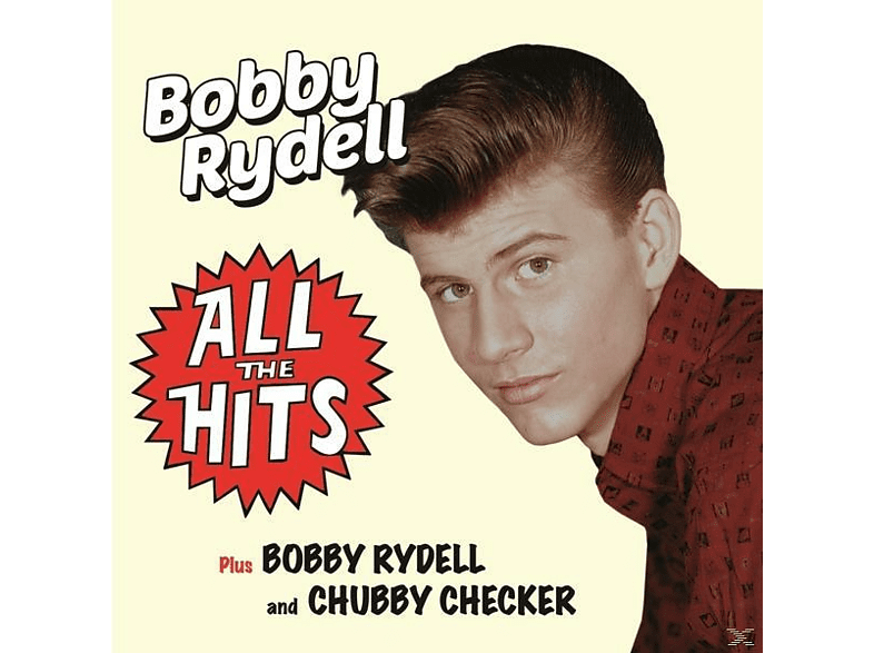 Bobby Rydell - All The Hits+Bobby Rydell And Chubby Checker/+ [CD]