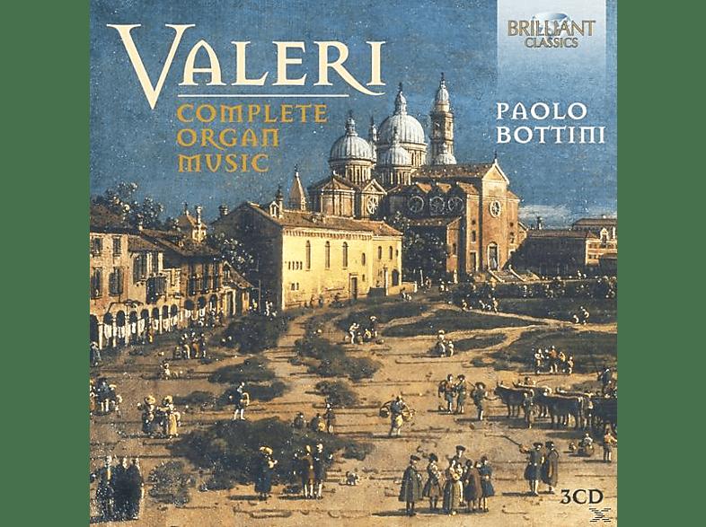 Paolo Bottini - Complete Organ Music [CD]