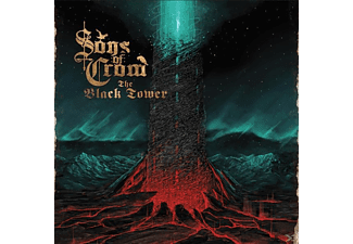 Sons Of Crom - THE BLACK TOWER - (CD)