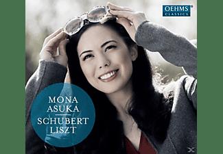 Mona Asuka - Klavierstücke  - (CD)