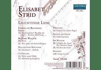 Strid Elisabet - Leuchtende Liebe  - (CD)