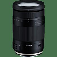 TAMRON DI II HLD 18 mm-400 mm f/3.5-6.3 Di II, HLD, VC (Objektiv für Canon EF-S-Mount, Schwarz)