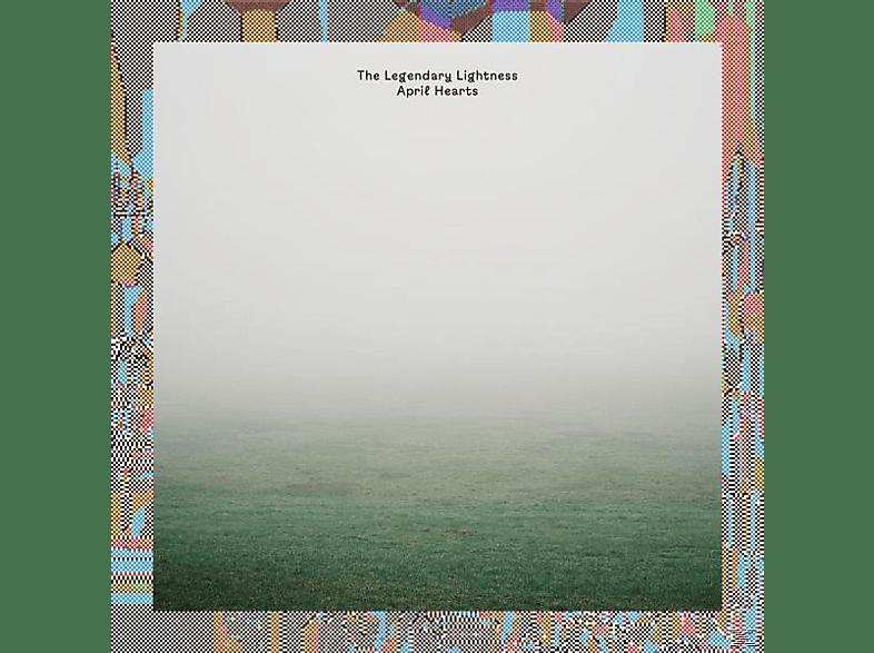 The Legendary Lightness - April Hearts [CD]
