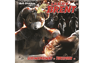 "Larry Brent 25: Geheimexperiment ""Todessporen"" - (CD)"