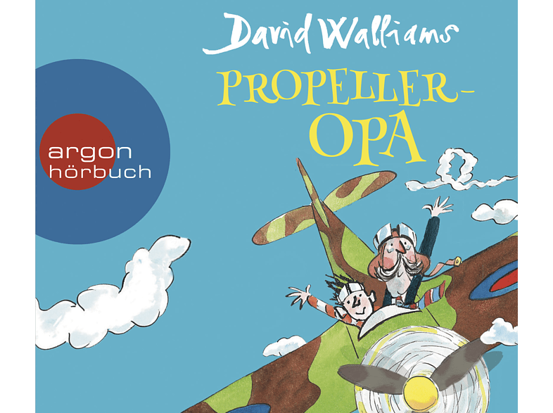 Propeller-Opa - (CD)