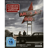 American Gods - Staffel 1 (Collector's Edition) Blu-ray