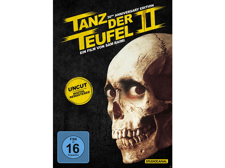Tanz der Teufel 2 (Uncut/Digital Remastered) [DVD]