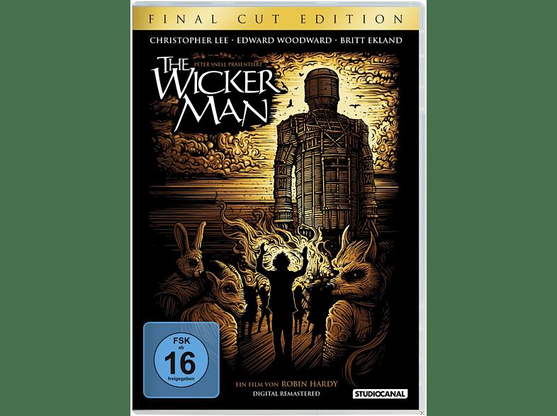 The Wicker Man (Final Cut Edition / Originalfassung mit Untertiteln) [DVD]