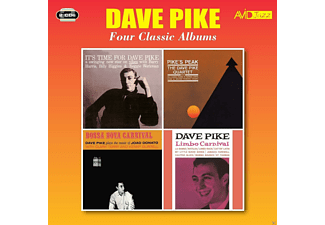 Dave Pike - Four Classic Albums - (CD)