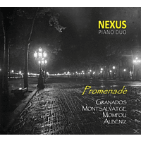 Nexus Piano Duo - Promenade [CD]