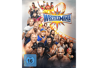 Wrestlemania 33 (Steelbox Edition) - (Blu-ray)