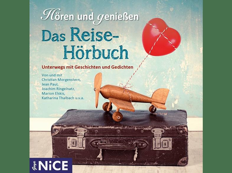 VARIOUS - Das Reise-Hörbuch.Unterwegs Mit Geschichten Und Gedichten - (CD)