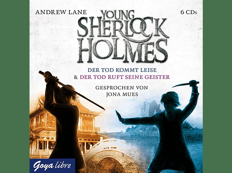 Jona Mues - Young Sherlock Holmes (5.+6.).Der Tod Kommt Leise - (CD)