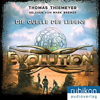 Mark Bremer - Evolution (3).Die Quelle Des Lebens - (MP3-CD)