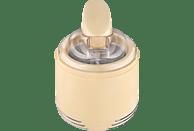 TEAM-KALORIK ICE 2500 2 in 1 Eismaschine (15 Watt, Creme)