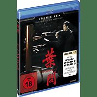 IP Man 1-3 [Blu-ray]