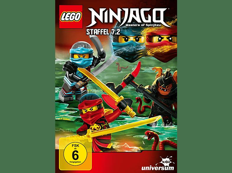 LEGO - Ninjago - Staffel 7.2 [DVD]