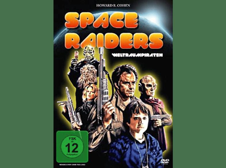 Space Raiders - Weltraumpiraten [DVD]
