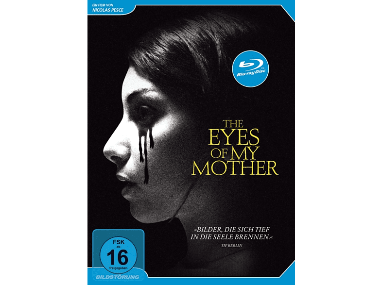The Eyes Of My Mother [Blu-ray]