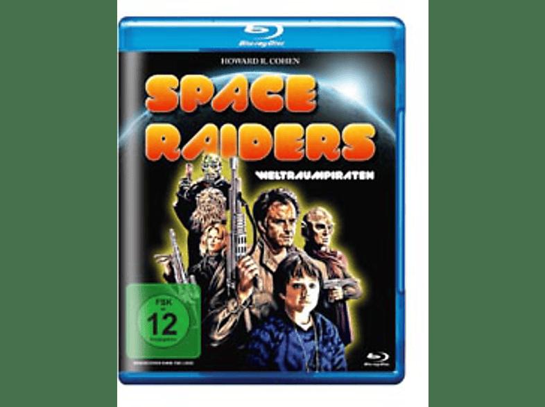 Space Raiders - Weltraumpiraten [Blu-ray]