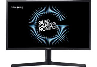 "SAMSUNG C24FG73 23,5"" ívelt gamer monitor 144Hz 1ms 2x HDMI, DisplayPort"