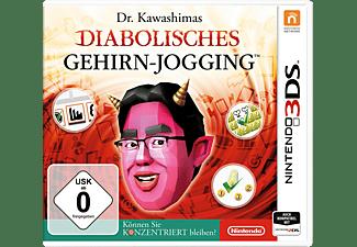 Dr. Kawashimas Diabolisches Gehirn-Jogging: Können Sie konzentriert bleiben? - [Nintendo 3DS]