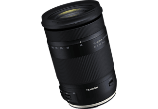 TAMRON DI II HLD 18 mm - 400 mm f/3.5-6.3 Di II, HLD, VC (Objektiv für Canon EF-S-Mount, Schwarz)