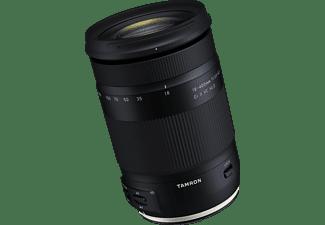 TAMRON DI HLD 18 mm - 400 mm f/3.5-6.3 Di II, HLD, VC (Objektiv für Nikon F-Mount, Schwarz)