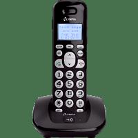 OLYMPIA Schnurlostelefon DECT 5000, schwarz (2271)