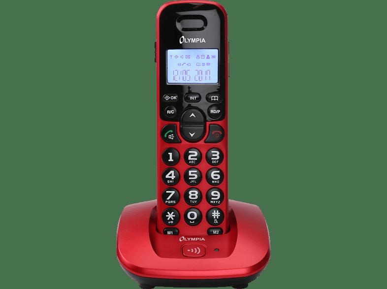 OLYMPIA DECT 5000 schnurloses Telefon