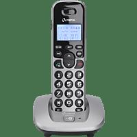 OLYMPIA Schnurlostelefon DECT 5000, silber (2273)