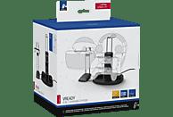 SPEEDLINK VREADY 4-In-1 , PS4-Controller-Ladestation und -Halterung, Schwarz/ Weiß