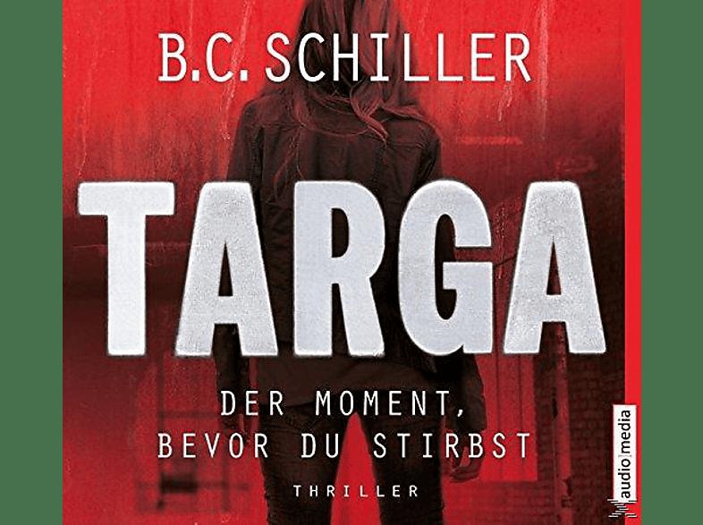 Targa - Der Moment, bevor du stirbst - (CD)