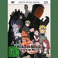 Road to Ninja: Naruto The Movie [Blu-ray + DVD]